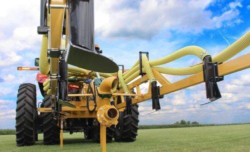 Top Kick Hay Bar for Hay Crop Manure Application