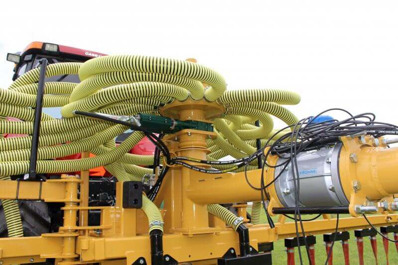 Dribble Bar Manure Injection High Efficiency Toolbar