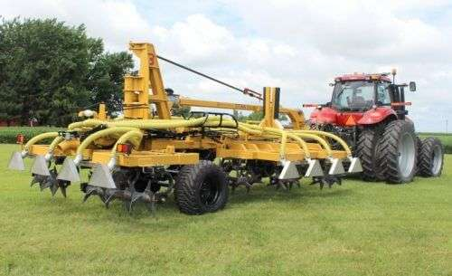 Titan GenTill High Volume Manure Applicator