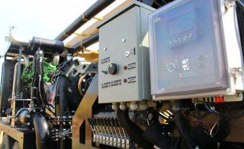 Infinity Series Manure Injection Pump Unit Stainless Steel Plumbing