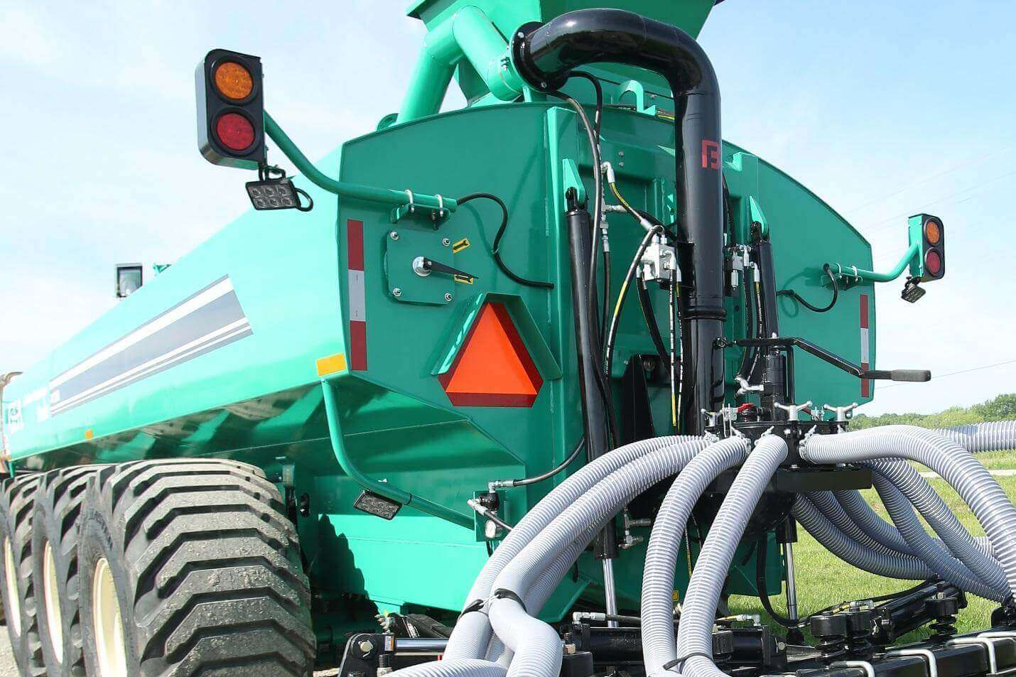Bazooka Farmstar Manure Injection Equipment