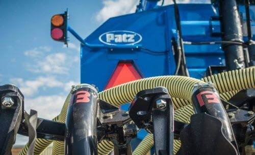 Bazooka Farmstar Phantom Manure Injection Unit