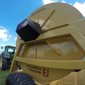Bazooka Farmstar Manure Injection Hose Reel