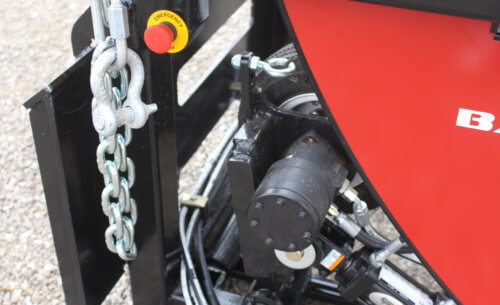 Skid Steer Base Unit Components