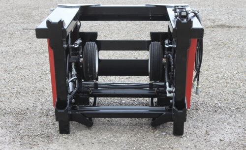 Skid Steer Base Dual-Drive Unit